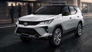 Toyota Fortuner 2020 có thể về Việt Nam ngay cuối năm