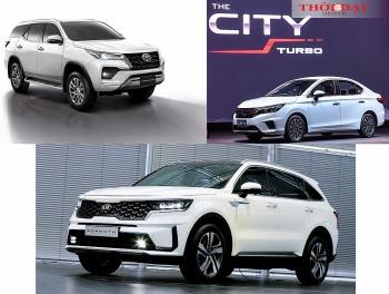 Bộ 3 mẫu xe được người Việt chờ đón nhất cuối năm 2020