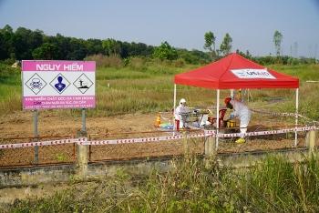 Dự luật H.R.3518 sẽ hỗ trợ xử lý môi trường các khu vực bị phơi nhiễm chất độc da cam ở Việt Nam