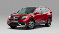 honda cr v 2020 the thao hon loai bo can so truyen thong