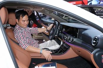 Mua xe Mercedes trong tháng 9 được nhận ưu đãi kép