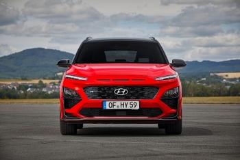 Hyundai nâng cấp Kona 2021, thay đổi đôi chút ở thiết kế