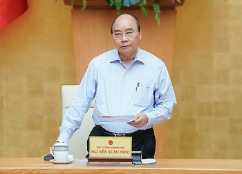 Thủ tướng Nguyễn Xuân Phúc chủ trì phiên họp Chính phủ tháng 9