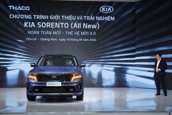 KIA Sorento được 2 diễn đàn ô tô lớn tại Việt Nam bình chọn là xe của năm 2021