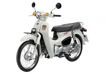 Honda Super Cub mới ra mắt tại Thái Lan, giá rẻ hơn nửa xe bán tại Việt Nam