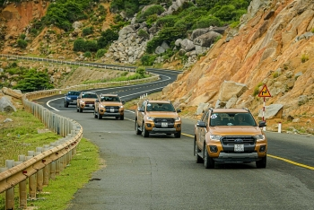Doanh số quý III của Ford Việt Nam tăng mạnh tới 51%