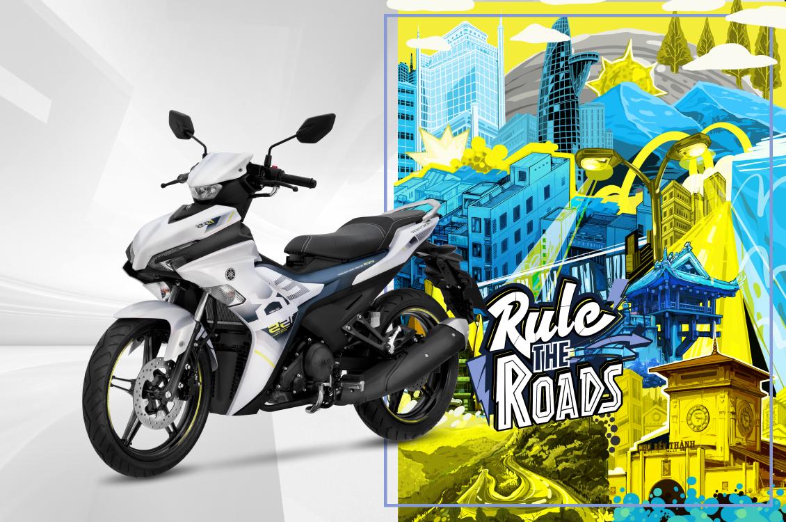 Yamaha liên tiếp tung ra thị trường 2 mẫu xe máy mới