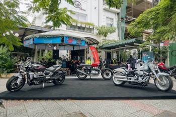 Ngày hội dành cho người chơi xe phân khối lớn tại thành phố cảng Hải Phòng