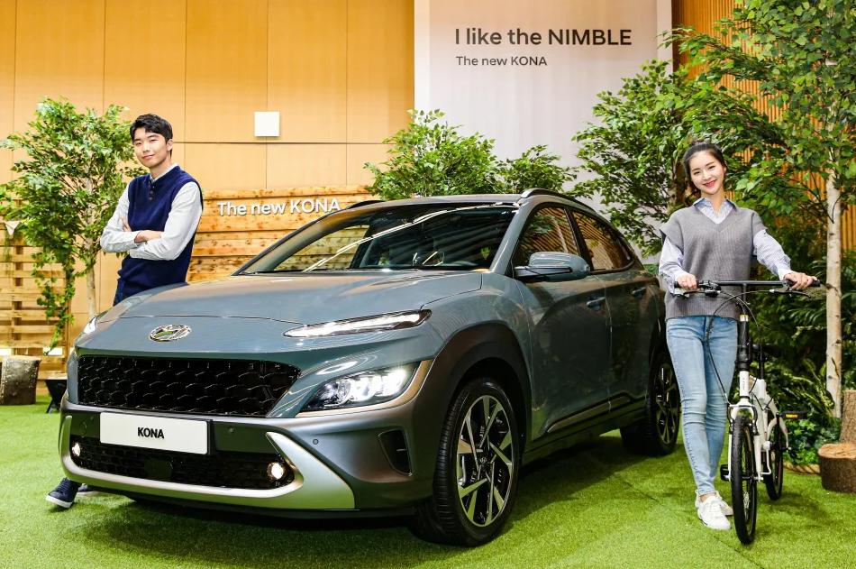 Hyundai nâng cấp KONA tại Hàn Quốc, thêm bản N Line với động cơ mới