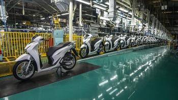 Hơn 30 triệu chiếc xe máy Honda đã được sản xuất tại Việt Nam