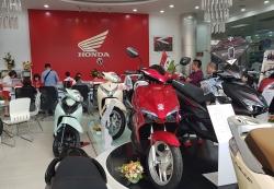 Ảnh hưởng dịch COVID-19, Honda Việt Nam sụt giảm mạnh trong nửa đầu năm tài khoá 2021