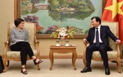 Phái đoàn EC đánh giá cao nỗ lực của Việt Nam trong chống khai thác hải sản trái phép