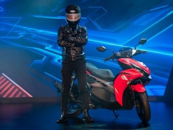 Yamaha giới thiệu NVX 155 mới: Thêm nhiều công nghệ, giá tăng nhẹ