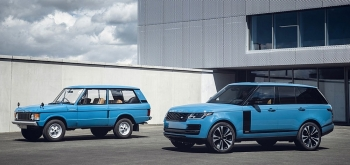 Range Rover Fifty cập bến Thái Lan, giá 7,7 tỷ đồng