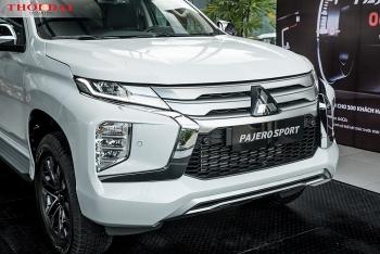 Chi tiết Mitsubishi Pajero Sport mới đang