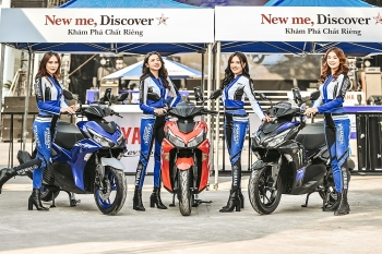 NVX 155 VVA thế hệ mới gây ấn tượng mạnh tại Y-Riders Fest 2020
