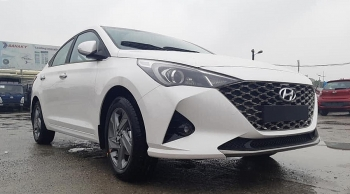 Hyundai Accent 2021 lộ ảnh, ra mắt trong ít ngày tới?