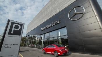 Mercedes-Benz sẽ ẩn tính năng hỗ trợ đỗ xe tại thị trường Việt Nam