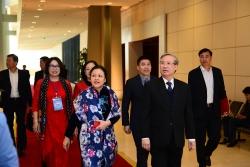 Bà Nguyễn Phương Nga, Chủ tịch VUFO: Sẽ nhanh chóng triển khai Nghị quyết Đại hội VI và Chỉ thị 38