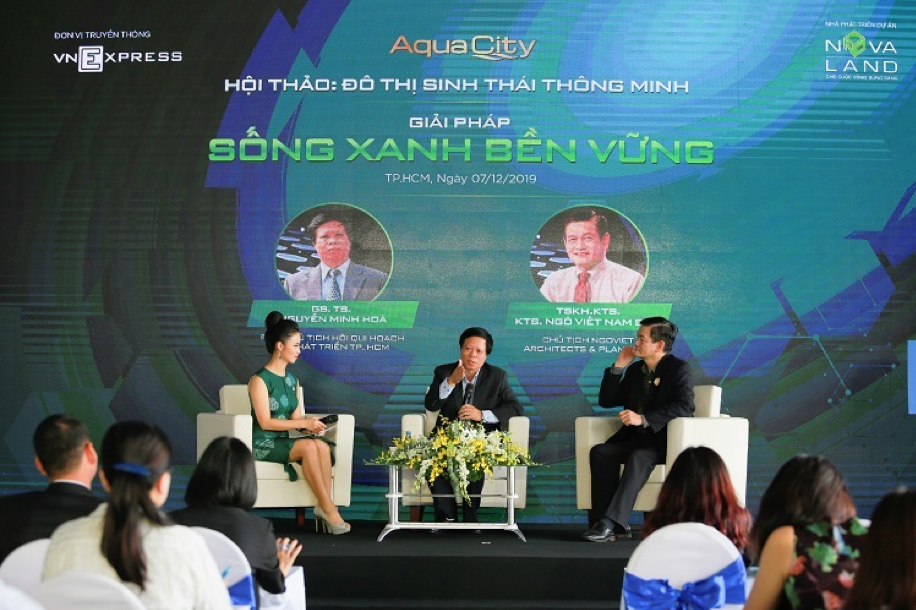 novaland expo 2019 phat trien do thi sinh thai thong minh la xu huong tat yeu