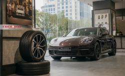 Ảnh: Chi tiết Porsche Panamera 4 Sport Turismo có giá hơn 6,6 tỷ đồng