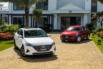 Hyundai Accent 2021 được giới thiệu, giá hơn 426 triệu đồng