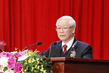 Văn phòng Trung ương Đảng giới thiệu Tổng bí thư ứng cử đại biểu Quốc hội