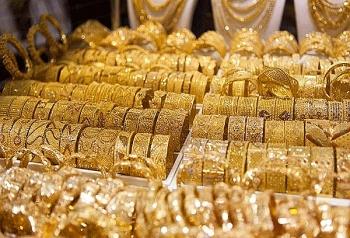 Ngày 27/8, giá vàng SJC có xu hướng tăng nhẹ