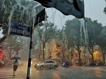 Dự báo thời tiết 28/8: Nhiều khu vực trên cả nước có mưa lớn