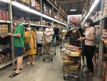 Hà Nội cam kết phân phối đủ hàng hóa cho người dân tại 3 vùng giãn sau ngày 6/9