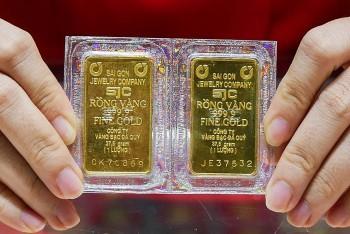 Ngày 10/9, vàng trong nước tăng nhẹ, vàng thế giới quay đầu giảm giá