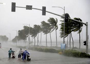 Dự báo thời tiết 11/9: Miền Trung mưa rất to