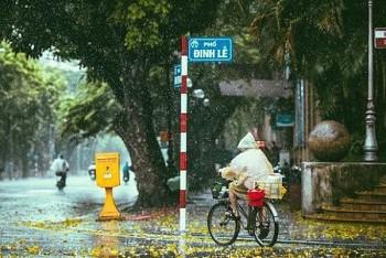 Dự báo thời tiết 15/9: Bắc Bộ và Bắc Trung Bộ mưa rất to