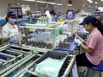 Hoạt động sản xuất công nghiệp của các tỉnh phía nam sụt giảm nghiêm trọng do dịch Covid-19