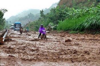 Dự báo thời tiết 20/9: Vùng núi Bắc Bộ có mưa lớn