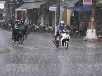 Dự báo thời tiết 22/9: Trung Bộ, Tây Nguyên và Nam Bộ tiếp tục có mưa dông