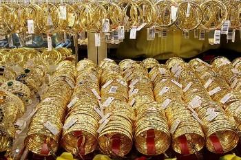 Giá vàng SJC tăng mạnh 200.000 đồng/lượng