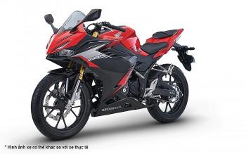 Honda CBR150R mới trình làng, giá chỉ từ 71 triệu