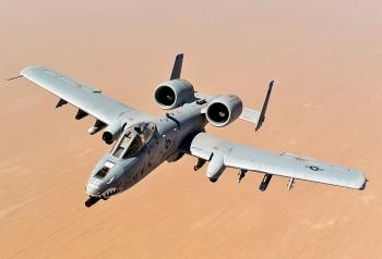 Mỹ quyết định nâng cấp phi đội A-10 huyền thoại để diệt trận địa phòng không S-400 của Nga