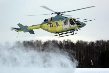 Trực thăng Ansat-M phiên bản hiện đại hóa của Nga thực hiện chuyến bay đầu tiên