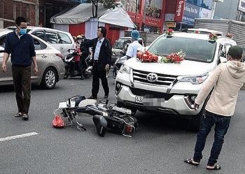Tin tức tai nạn giao thông chiều 2/1: Xe rước dâu va chạm với xe máy khiến 1 người tử vong