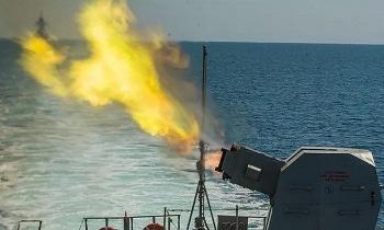 Pháo Duet Nga khai hỏa siêu tốc độ, thể hiện sức mạnh vô song