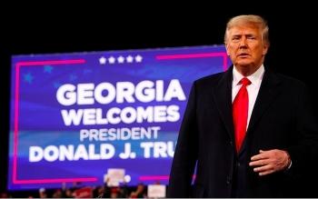 Ông Trump kiện ngoại trưởng bang Georgia vì làm lộ lọt cuộc gọi đòi phiếu bầu cử