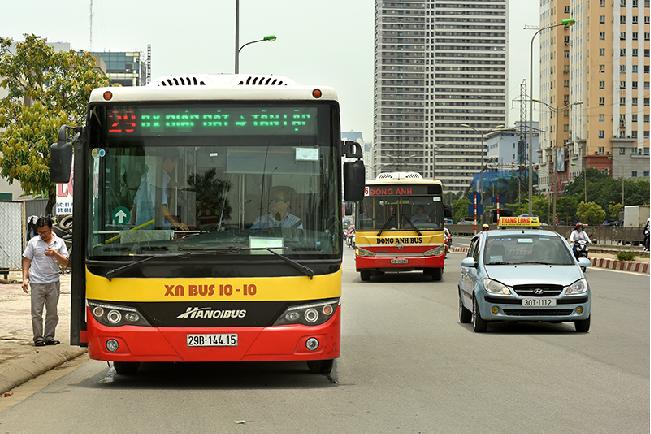 Danh sách, lộ trình, lịch trình các tuyến xe buýt tại Hà Nội mới nhất, chi tiết nhất năm 2021