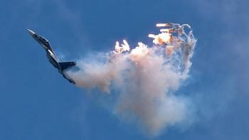 'Quái điểu' Su-30SM của Nga tung đòn hủy diệt nhóm khủng bố tại Syria