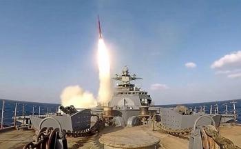 Khu trục hạm 'đồng nát' Nga hồi sinh nhờ 'siêu' tên lửa chống hạm Uran