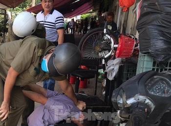 Tin tức pháp luật chiều 10/1: Thanh niên ôm bình gas đòi 'tự sát' trong xóm trọ vì mẹ không cho tiền