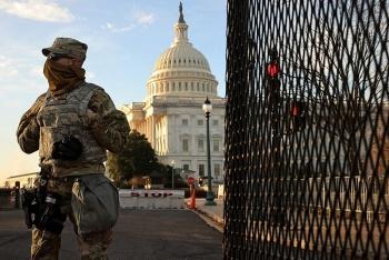 Mật vụ lập 'Vùng an toàn' ở thủ đô Washington D.C để bảo vệ lễ nhậm chức