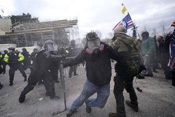 FBI điều tra khả năng nước ngoài tài trợ cho một số đối tượng trong vụ bạo loạn trên Đồi Capitol