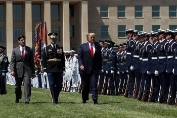Vì sao Lầu Năm Góc phá vỡ truyền thống, không tổ chức lễ chia tay Tổng thống Trump?